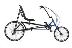 Zephyr Recumbent Bicycle