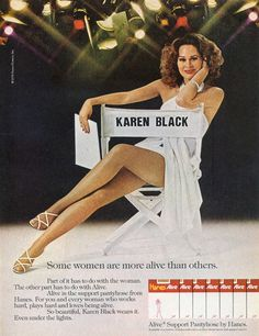 karen black | Word of the Day: KAREN BLACK (43A: Best Supporting Actress nominee for ...