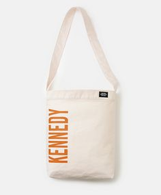 kennedy tote bag | j