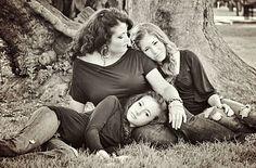 Gorgeous. Mom and daughters. #family #daughters #mother #daughter #portrait #photography