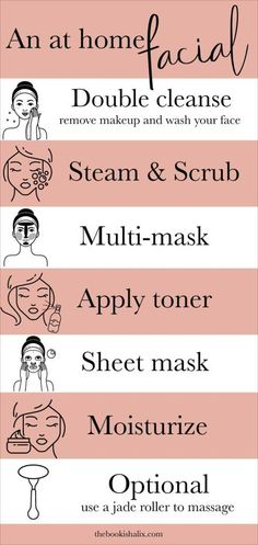 How to: an at home facial - The Bookish Alix Skin Care Routine For 20s, Skin Routine, Beauty Routine At Home, Oily Skin Care, Face Skin Care, Facial Steps At Home, Steam Facial At Home, Home Facial Treatments, Haut Routine