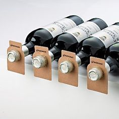 All-Heart Redwood Bottle Tags -Set of 100 . $18.98. Organize your wine! Cut to fit over standard- and large-size bottlenecks. Choose All-Heart Redwood Classic Mahogany or Dark Walnut. Made of paper.