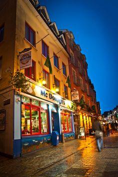 Quay Street, Galway, Republic of Ireland Ireland Travel Guide, Latin Quarter, Orcas Island, City Museum, Galway Ireland, Republic Of Ireland, Eurotrip, Day Hike, Winter Travel