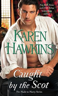 Karen Hawkins' Caught by the Scot is a historical romance book worth reading this year. Check out this list for more recommended reads for fans of the Outlander series.