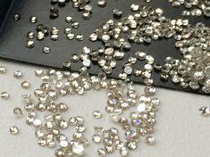 WHOLESALE 10 CTW 150 Pcs Moissanite Diamonds by gemsforjewels