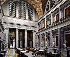 trajan library
