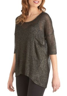 Shimmer in the Shadows Top