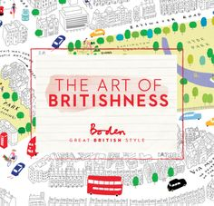 The Art of Britishness #Boden love all things British!