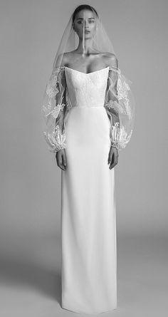 1500089480 LIVNÉ WHITE- RITA WEDDING DRESS — Alon Livné White