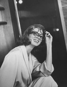 Suzy Parker (October 28, 1932 – May 3, 2003) was an American model and actress active from 1947 into the early 1960s. Her modeling career reached its zenith during the 1950s, when she appeared on the cover of dozens of magazines and in advertisements and movie and television roles.