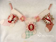 Simple Treasures: Christmas Banner