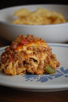 Crock Pot Enchiladas ~ perfect dinner for winter!