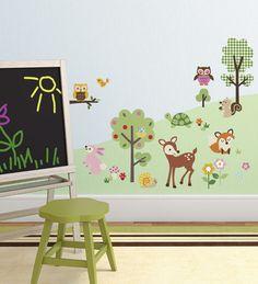 Friendly Forest Mode (wallstickers)