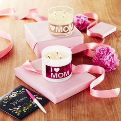 The perfect Candle for Mother's Day!