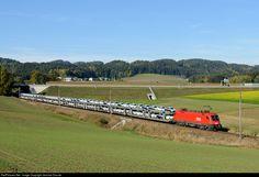RailPictures.Net Photo: ÖBB 1116 121 5 Austria Federal Railways (ÖBB) ÖBB 1116 at Lest, Austria by Jaroslav Dvorak