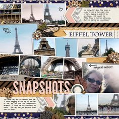 Snapshots Eiffel Tower by norton94 in MSA gallery