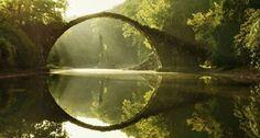 20 pontes surreais que parecem te levar para outro mundo                                                                                                                                                                                 Plus