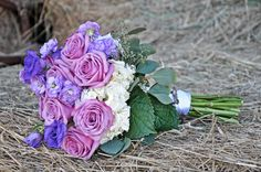 wedding bouquet | bridal flowers | roses