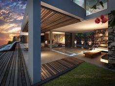 cozy outdoor area.