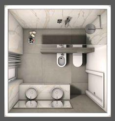 Elegant bathroom, arrangement of bathroom spaces in the classic style of Fratelli Pellizzari classic spa tiles Interior Design Gallery, Bathroom Interior Design, Bathroom Layout, Small Bathroom, Silver Bedroom Decor, Casa Loft, Rustic Bathroom Designs, Toilet Design, Bathroom Styling