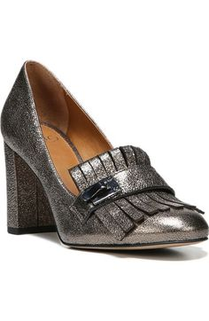 SARTO by Franco Sarto 'Ainsley' Loafer Pump (Women) available at #Nordstrom