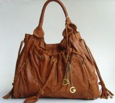 Leather handbags collection