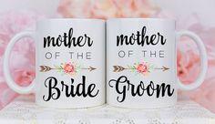 Taza para la mamá de la novia