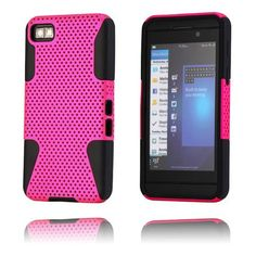 Shooter (Hot Pink) Blackberry Z10 Cover