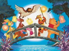 "Photo from album ""Винни Пух"" on Yandex. Winnie The Pooh Pictures, Tigger Winnie The Pooh, Cute Disney Pictures, Winnie The Pooh Quotes, Disney Princess Pictures, Pooh Bear, Eeyore, Whinnie The Pooh Drawings, Thomas Kinkade Disney"