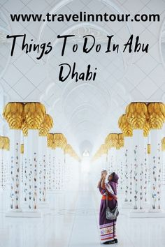 There are countless things to do in Abu Dhabi and we can't mention them all here. What we will say is this: Abu Dhabi is a city of discovery, whether it's nightlife, food, or culture. Each corner you turn, there is something you didn't know about. Top Place, The Good Place, Travel Guides, Travel Tips, Free Magazines, Free Things To Do, East Africa, Travel And Tourism, Abu Dhabi
