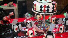 decoracion de 15 años estilo casino las vegas (8) Las Vegas, Party Centerpieces, Casino Party, Holiday Decor, Cake, Big Bang, Quince Ideas, Youtube, Everything