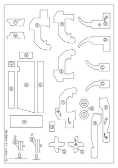Get the pdf blueprint from either link httpscribddoc m9 rubber band gun more malvernweather Image collections