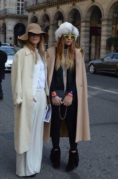 Street style: NEFeli & NATalia