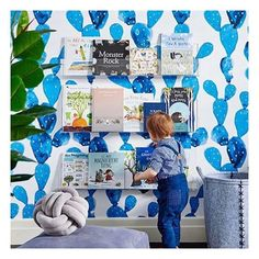 Creating rooms that foster a lifelong love for reading are absolute winners with us 🙌⠀⠀⠀⠀⠀⠀⠀⠀⠀  ⠀⠀⠀⠀⠀⠀⠀⠀⠀  Featuring our Ubabub #Booksee Bookshelf, if you purchase a set of Booksees during May you will receive FREE shipping Australia wide.⠀⠀⠀⠀⠀⠀⠀⠀⠀  ⠀⠀⠀⠀⠀⠀⠀⠀⠀  *t&c's apply #Ubabub #FreeShipping⠀⠀⠀⠀⠀⠀⠀⠀⠀  Image via @liberty.interiors    #Regram via @CANFQebHYIU Kids Playroom Storage, Monster Rocks, Childrens Beds, Room Tour, Playrooms, Cool Tones, Bed Storage, Bookshelves, The Fosters