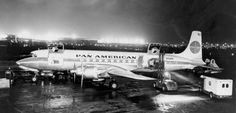 Pan Am was a pioneer in many things one of which was air cargo transportation.