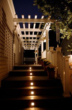 deck lights and step lights deck ideas pinterest deck lighting