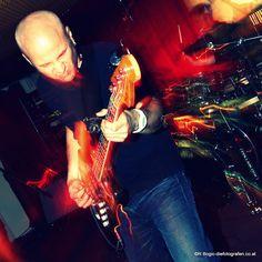 TomBeck & Band @ Davies Live Music Club 06.11.2012