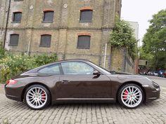 Classic Chrome | Porsche 997 Carrera 4S 2009 (09) Brown