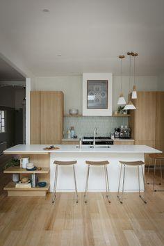 Red's Kitchen by Josh & Jenna | Week 4 YarravilleThe Block Shop - Channel 9