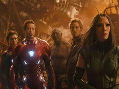 Crítica do filme Vingadores Guerra Infinita