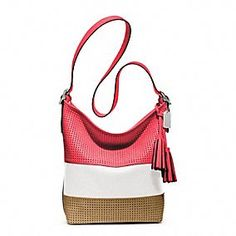 Shop the Latest Designer Shoulder Bags from Coach -- Diane...unfortunately this one is even more...but I love it!