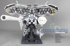 HG 1/144 RX-78-GP03 Gundam DENDROBIUM: Latest Work by AKIRA. Full Detailed PHOTO REVIEW