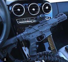 Post on tacticalbadass Gi Joe, Winchester, Ar Pistol, Battle Rifle, Submachine Gun, Fire Powers, Custom Guns, Cool Guns, Molon Labe