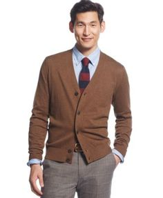 Tommy Hilfiger Signature Solid Cardigan