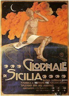 Vintage Italian Posters, Vintage Advertising Posters, Poster Vintage, Vintage Travel Posters, Vintage Advertisements, Advertising Archives, Vintage Ephemera, Vintage Postcards, Vintage Ads