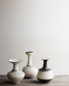 blueberrymodern:  Yasuko Ozeki Ceramics -analogue life