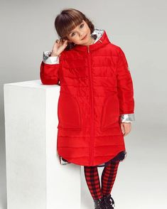 Anastasia Knyazeva, Stylish Kids, Baby Dress, Nice Dresses, Little Girls, Anna, Winter Jackets, Children, Womens Fashion