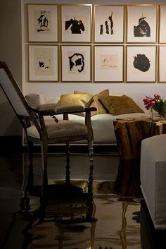 MICHAEL DAWKINS su decoracion aporta elegancia tranquilidad