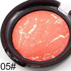 445263c57 'Pop of Pink' Pressed Blushes Maquiagem, Maquiagem Para Festas, Maquiagem  De Casamento