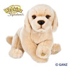 Webkinz Signature Yellow Labrador Retriever $24.95.